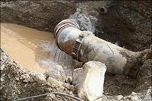 رفع 3400 مورد شکستگی شبکه و انشعاب درشهرهای کهگیلویه و بویراحمد