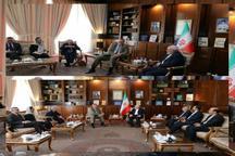 دیدار هماهنگ کننده ویژه سازمان ملل متحد در امور لبنان با ظریف