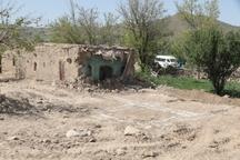 سفید سنگ؛ 20 روز پس از زلزله