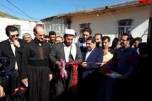 52 واحد مسکونی زلزله زدگان جوانرود به بهره برداری رسید