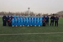 2 بازیکن شیرازی به اردوی تیم ملی فوتبال نوجوانان دختر دعوت شدند