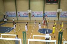 پگاه آذربایجان غربی قهرمان والیبال صنایع شیر ایران شد