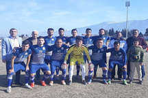 ادامه صدرنشینی دارایی گز در لیگ دسته سوم فوتبال کشور