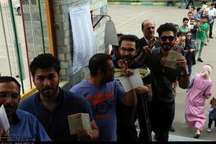 مشارکت 76 درصدی مردم خرمدره در انتخابات 29 اردیبهشت