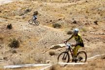 مسابقات دوچرخه سواری کوهستان برگزار شد