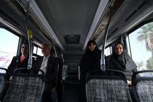 پنج دستگاه اتوبوس به ناوگان حمل و نقل عمومی بوشهرافزوده شد