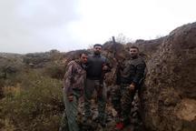 2 شکارچی غیرمجاز در سلسله دستگیر شد