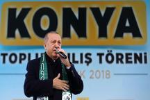اردوغان:ترامپ برای عملیات نظامی ترکیه در شرق فرات در سوریه چراغ سبز داد