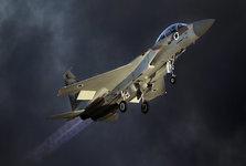 مقابله جنگنده های روسی با دو جنگنده«اف16 اسرائیل در آسمان لبنان