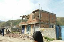 زلزله زدگان بی سرپناه خراسان شمالی ساماندهی شدند