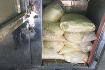 بیش از 7.5 تن مواد غذایی غیربهداشتی در ارومیه کشف شد