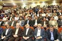 افتتاح ساختمان جدید بیمارستان شهید باهنر کرمان