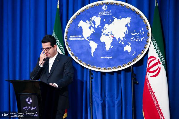 سخنگوی وزارت خارجه: جمهوری اسلامی ایران، فعلا تصمیمی برای خروج از NPT ندارد
