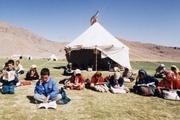 امتحانات دانش آموزان عشایر در مناطق ییلاقی برگزار می شود
