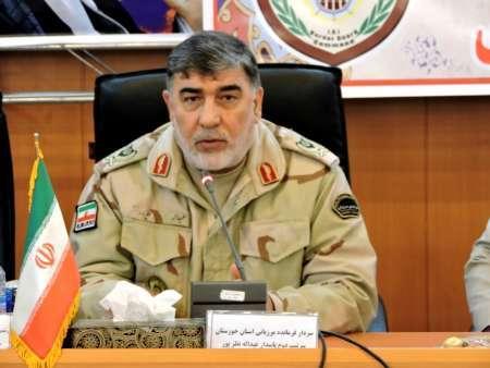 رد رشوه 50 میلیون ریالی مرزبان وظیفه شناس خوزستانی