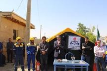 400 میلیارد ریال برای گازرسانی به روستاهای تکاب هزینه می شود