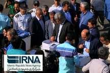 استاندار بوشهر: مشارکت حداکثری مردم در انتخابات عزت ملی را در پی دارد