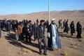 همراهی 660 مبلغ مذهبی با زائران پیاده رضوی