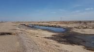 تخلیه بقایای نفتی دلیل بوی نامطبوع در مسیر زاینده رود است