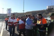 آغاز طرح انتظامی و ترافیکی زمستان در قم آماده باش 1200 امدادگر