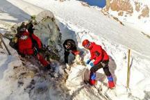کوهنوردی بر اثر سقوط از قله شهباز شازند جان سپرد