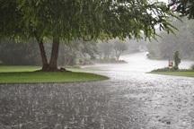 بارش باران برای سومین روز متوالی در مهاباد ادامه دارد