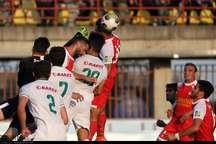 جدال دیدنی تیم های فوتبال شمال و جنوب کشور برای پیروزی