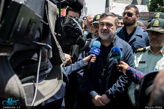 واکنش فرمانده ناجا به شهادت دو مأمور پلیس