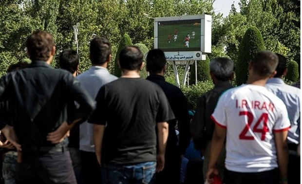 تب سرد جام جهانی در کرمان