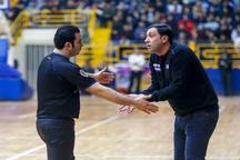 سرمربی: تیم بسکتبال شهرداری گرگان به خودباوری می رسد