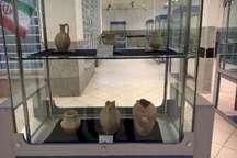 استقبال گردشگران نوروزی از تنها موزه باستان شناسی استان ایلام در دره شهر