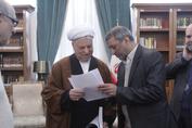 غلامعلی رجایی: هاشمی(ره) گفت، تخریب کنندگان میترسند مطالبی را که دارم، بیان کنم