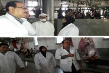 همه فرایندهای بهداشتی تولید گوشت قرمز در قزوین رعایت می شود
