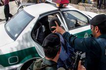 سارقان منازل شهروندان کرمانشاهی در دام پلیس افتادند