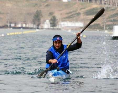 قایقران کرمانشاهی در مسابقات روئینگ قهرمانی آسیا حضور می یابد