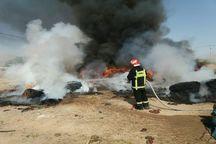 آتش نشانان کاشانی 81 نفر را در حادثه های مختلف نجات دادند