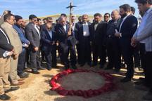 عملیات اجرایی راه آهن خرمشهر - بندر امام آغاز شد