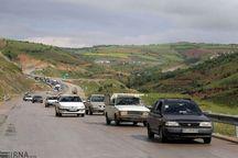 ترافیک محور تهران- مشهد در محدوده استان سمنان پرحجم است