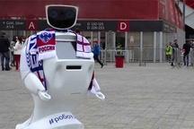 رباتی برای تامین امنیت تماشاگران جام جهانی 2018 + عکس