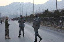 انفجار در پایگاه هوایی آمریکا در افغانستان