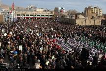 راهپیمایی 22 بهمن در 264 نقطه چهارمحال و بختیاری برگزار می شود