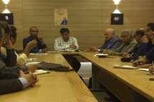 سردبیر روزنامه شیراز نوین در زوم  تاکید بر نقش سردبیر و کارکرد حرفه ای خبرنگاران در شرایط جدید