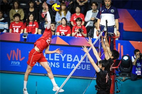 لیگ ملتهای والیبال از ۲سینما و ۶ نقطه شهر ارومیه پخش می شود