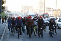 دعوت شهردار پایتخت از دانشگاهیان برای دوچرخه سواری