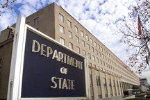 وزارت خارجه آمریکا به نمایش های مضحک نتانیاهو علیه ایران روی آورد