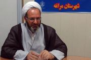 طرح توسعه امامزاده سید ابراهیم مراغه 30 درصد پیشرفت دارد