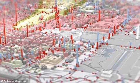 انفجار بمب هستهای با شهرهای بزرگ چه میکند؟ + فیلم
