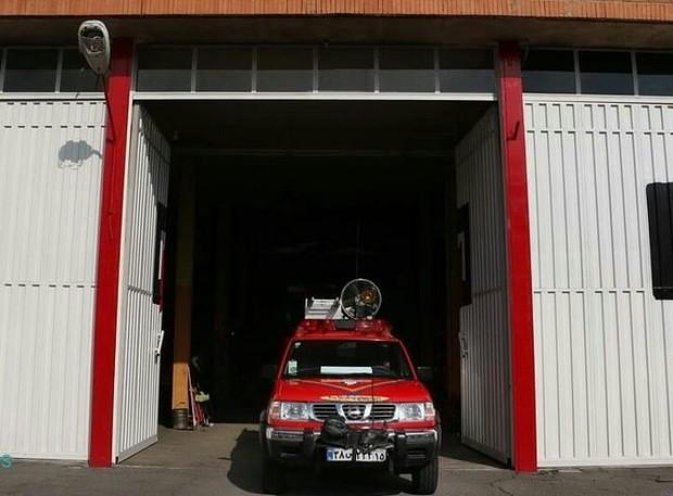 تمهیدات سازمان آتشنشانی تبریز برای برگزای نماز عید فطر