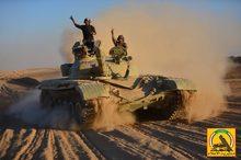 استحکامات داعش در هم شکسته است/ 7 گام تا آزادی کامل موصل