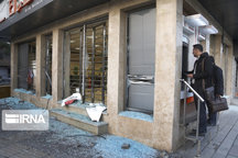 جزئیات خسارت بانکها در حوادث اخیر